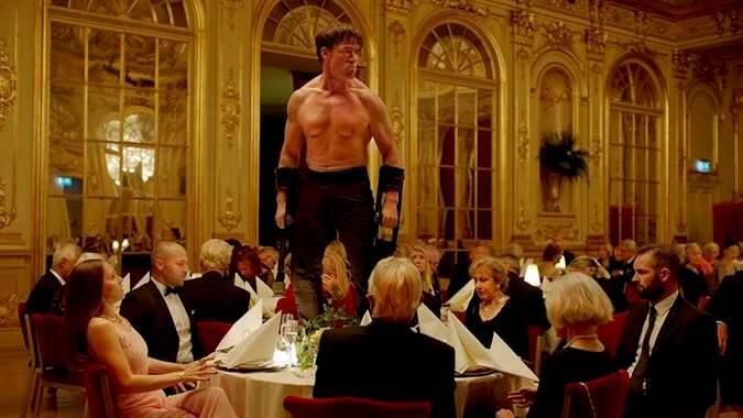 """""""The Square"""" - Ruben Östlunds prisbelönta film. Foto: / PLATTFORM PRODUKTION"""