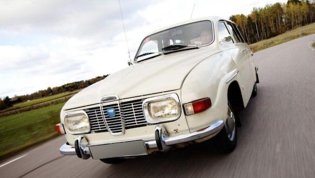 Saab 95.