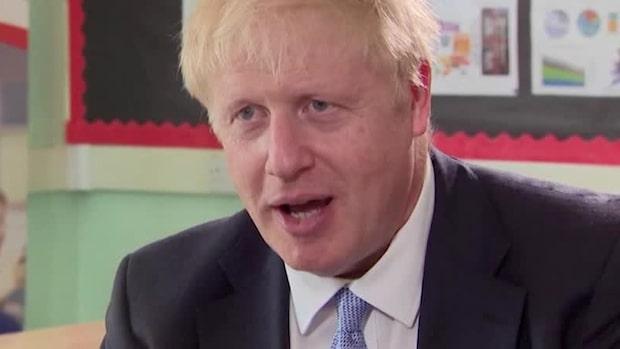 """Mats Larsson om Boris Johnson: """"Mycket allvarligt tecken"""""""