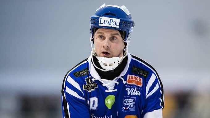 David Karlsson. Foto: ANDREAS L ERIKSSON