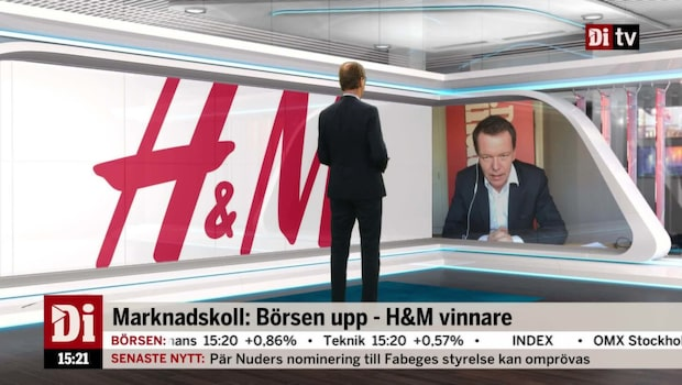 Analytikern: Spekulationer i H&M