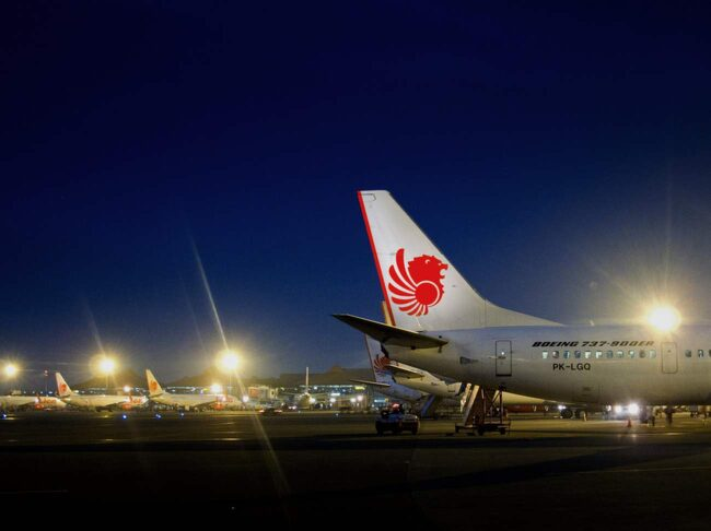 <span>En pilot på Lion Air fick sparken sedan han erbjudit passagerarna en nyskild flygvärdinna som kompensation för förseningen. </span>