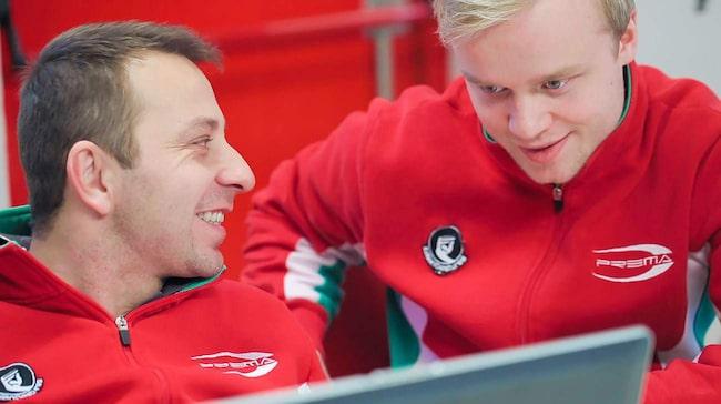 Felix Rosenqvist ska köra för F3-stallet Prema.