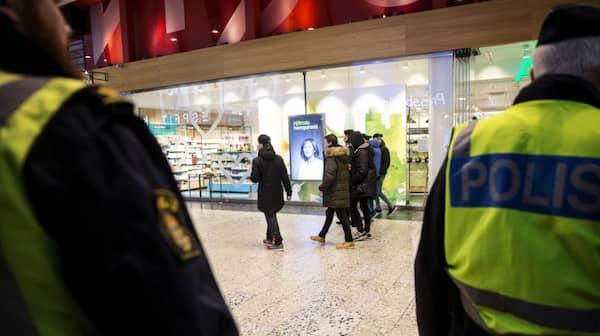 dominerande ledsagare narkotika i Göteborg
