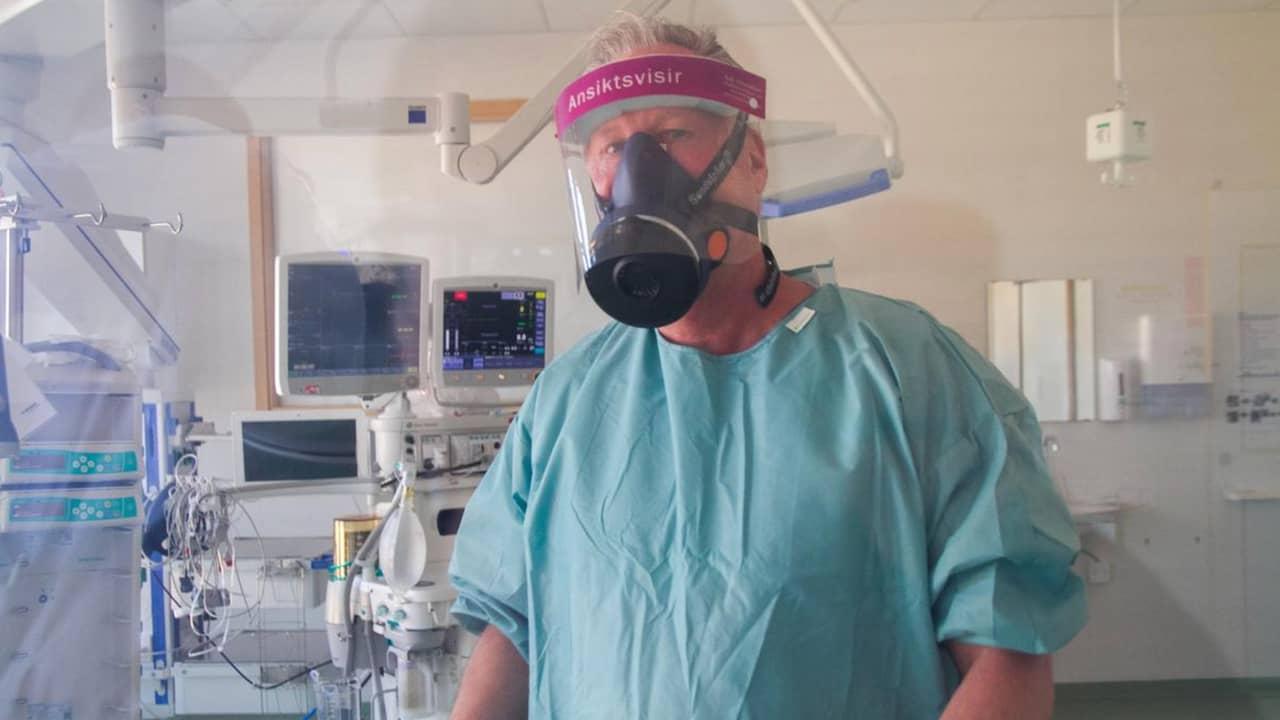 Nystartad avdelning ska vårda coronapatienter