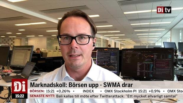 """Livijn om läget på världens börser: """"Har varit på tå"""""""