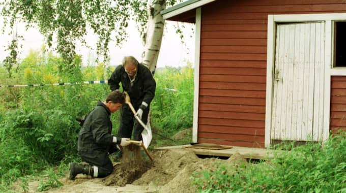 """""""Kevinfallet"""" 1998. Två pojkar, 5 och 7 år gamla, tog livet av en fyraåring i Arvika. Foto: Stefan Hyttfors"""
