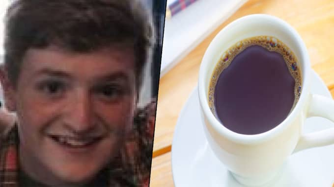 davis allen cripe foto instagram död av koffeinöverdos