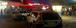 Man gripen efter bråk  på Skånetrafikens tåg