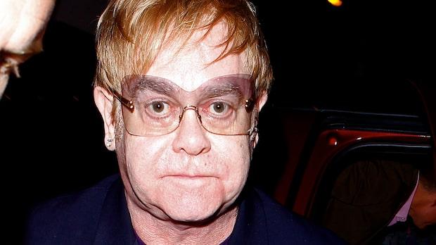 Elton John var nära att dö — turnén kan bli hans sista