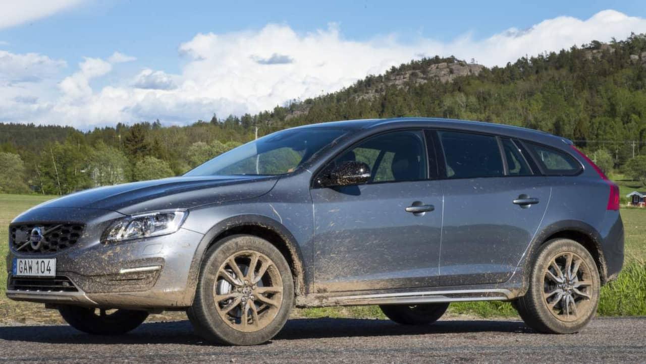 Volvo v60 cross country biltest allt om bilar for Cafissimo neues modell
