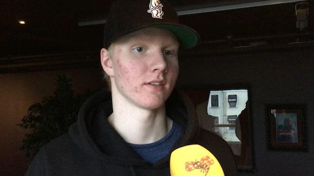 """Rasmus Dahlin: """"Känns overkligt"""""""