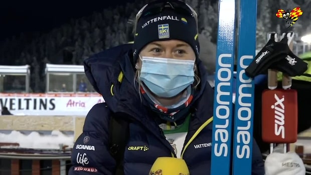 "Maja Dahlqvist: ""Vi dominerar"""