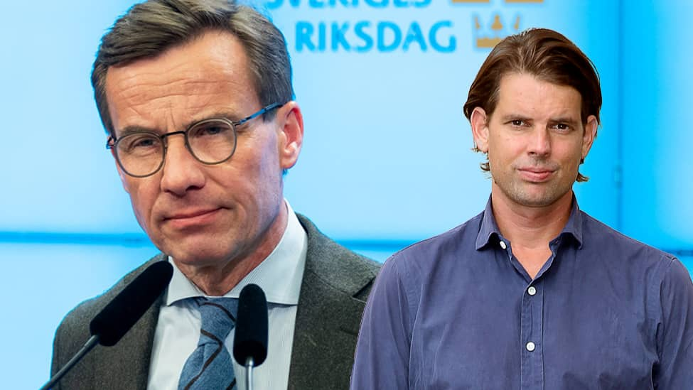 Alex Schulman: Ska Kristersson verkligen få hålla på och ljuga?