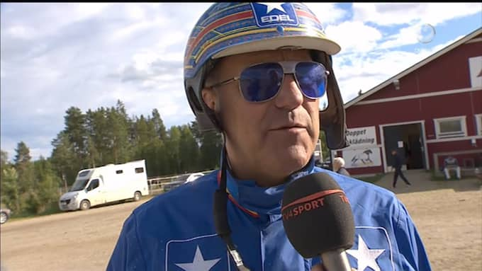 Jan Olov Persson Foto: TV12