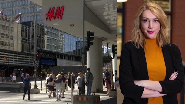 Sparekonomen: Vältrimmat H&M som möter krisen