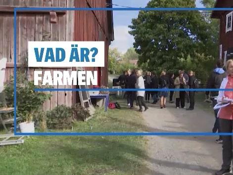 Det här är tv-programmet Farmen