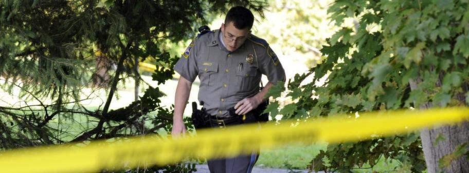 Inbrottstjuv ringde av misstag polisen