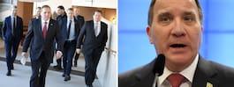 Beslutet: Löfven  blir statsminister