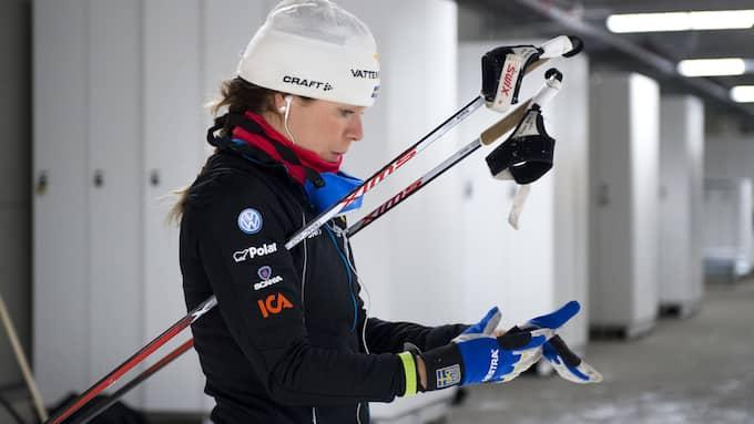 Maria Ryqvist har kritiserat Ole Morten Iversen. Foto: CARL SANDIN