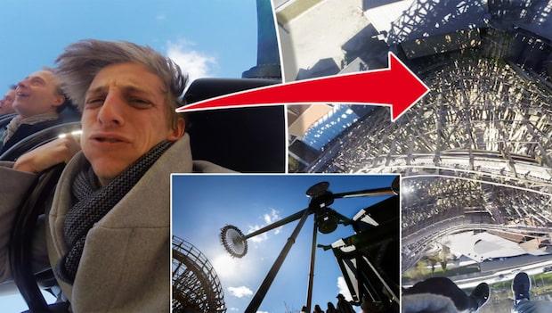 Häng med GT upp i luften – här är Lisebergs nya värstingattraktion