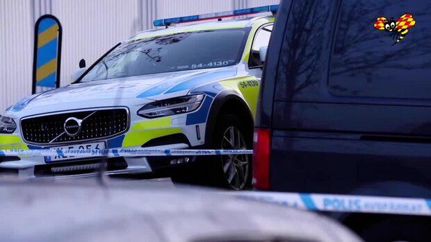 """Polisen om skottlossningen i Uddevalla: """"Vi hittar hylsor"""""""