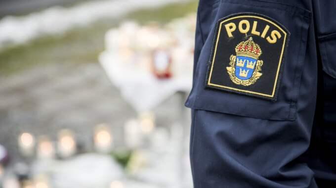 Polisen har fått in enorma mängder med tips, observationer och andra spår att gå vidare med. Foto: Tomas Leprince