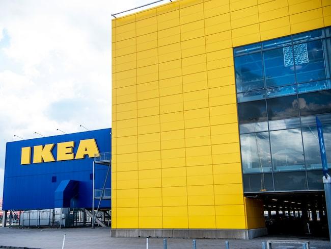 Lövbacken sidobord säljs under begränsad tid i samband med Ikeas 75-årsjublieum för 699 kronor. År 2040 kan det vara värt 64 500 kronor.