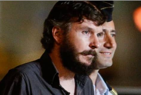 Belgiske journalisten Pierre Piccinin da Prata var kidnappad i fem månader innan han släpptes. Foto: Pierre Piccinin da Prata