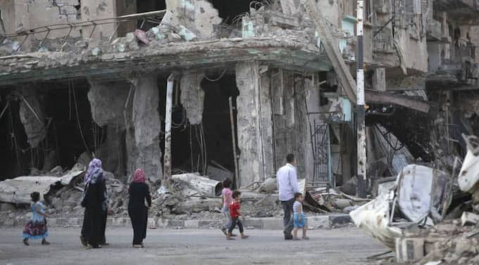OBAMAS DILEMMA. Det breda internationella stödet för att genomföra en straffaktion mot Assad-regimen saknas. USA borde därför backa. Foto: Reuters