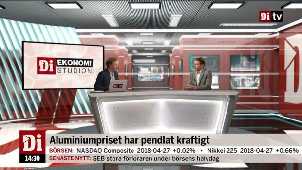 Ekonomistudion – 30 april 2018