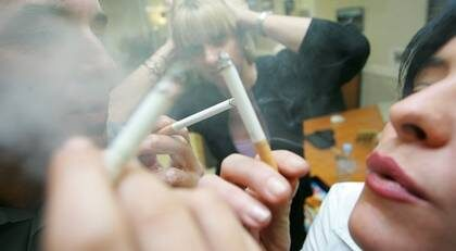 Nikotintuggummi farlig avvanjning