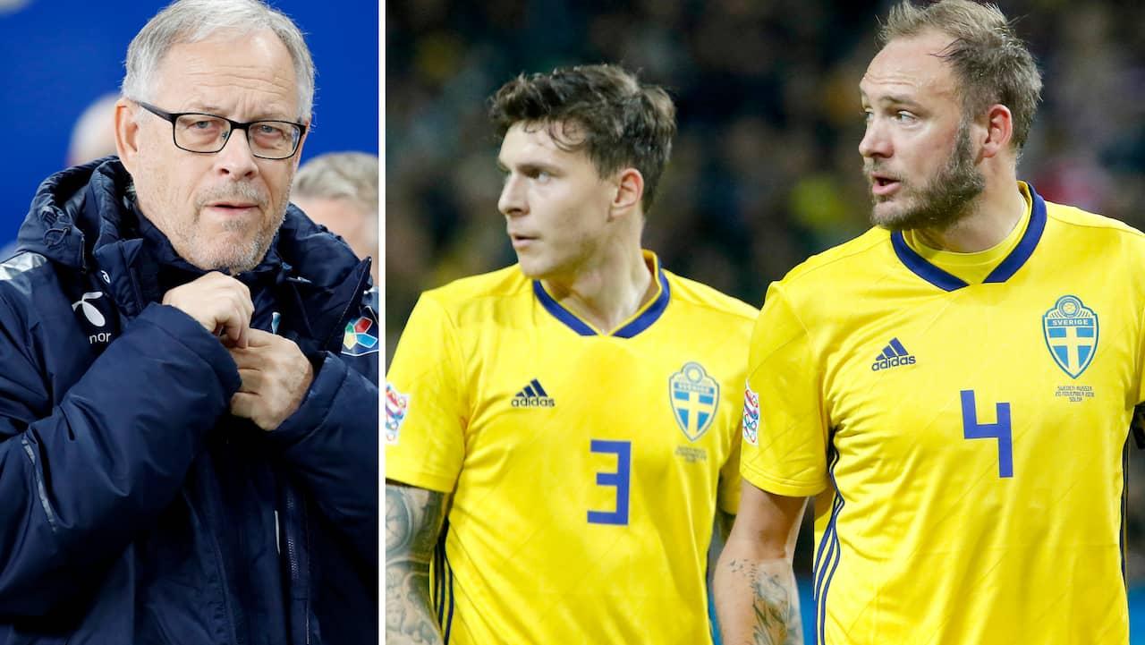 Kvalet till EM 2020  Här är Sveriges grupp i kvalet 1372ce8fe095c