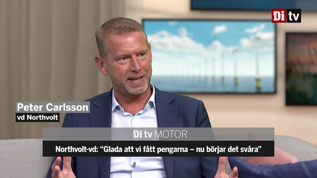 Se hela intervjun med Northvolts vd