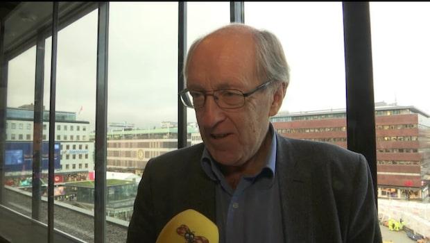 "K–G Bergström: ""Ett okonventionellt jultal"""
