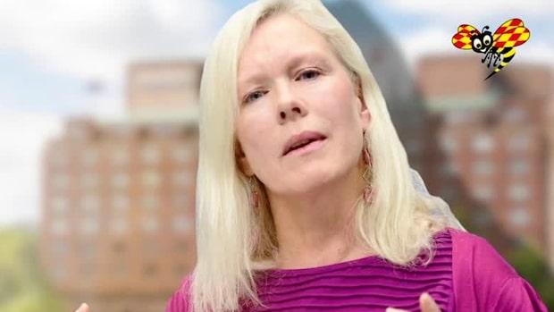 Anna Lindstedt frias efter mötet om Gui Minhai