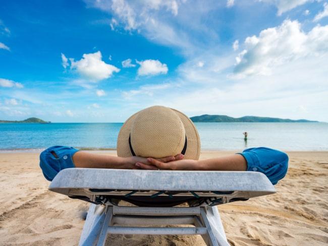 Hur stort är ditt semesterbehov just nu?
