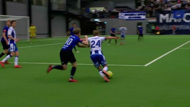 Highlights: Göteborg-Stabaek