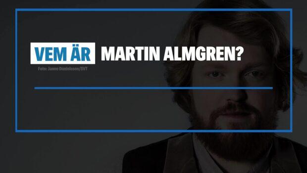 Vem är Martin Almgren?