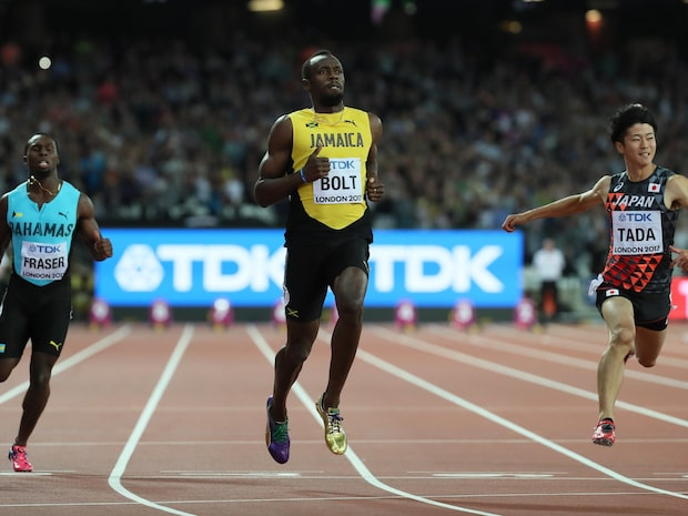 """Usain Bolt överlägsen på 100 meter: """"Känns som att han bara lattjar"""""""