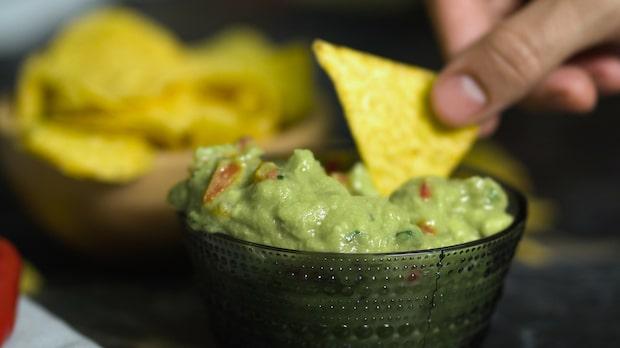 Enkelt recept på godaste guacamolen