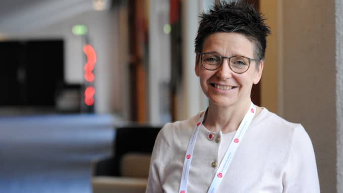 Ann-Sofie Hermansson (S), kommunstyrelsens ordförande i Göteborg. Foto: SAP I GÖTEBORG