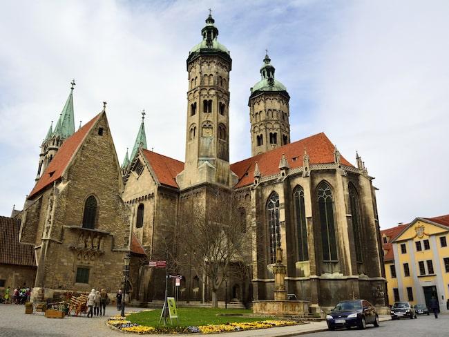 Tyskland har fått två nya världsarv, bland annat Naumburgkatedralen.
