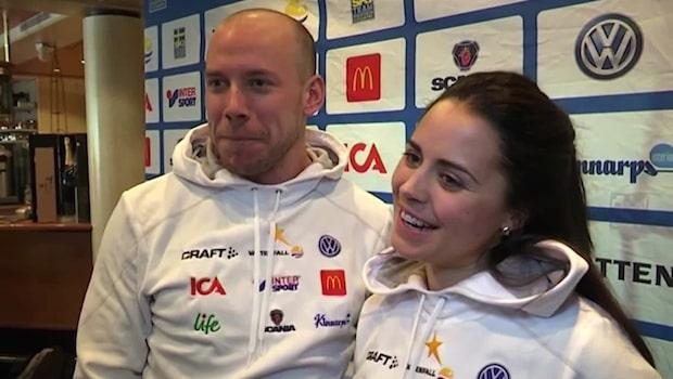 Därför ändras Haag och Jönssons planer om bröllopet