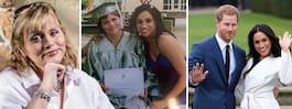 Meghans syster vädjar:  Bjud mig på bröllopet