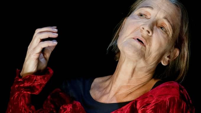 Ann Petrén i Jag är en annan nu. Foto: / © Sören Vilks.Detta fält får inte ändras eller r