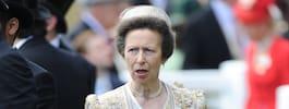 Hemliga kärleksbarnet skakade  om brittiska kungafamiljen