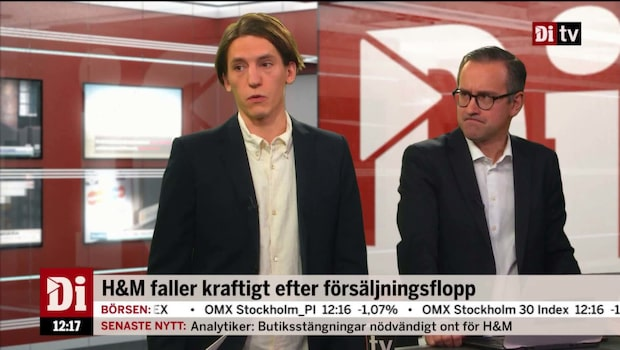 """Carlsson: """"H&M söker nya sätt för e-handeln"""""""
