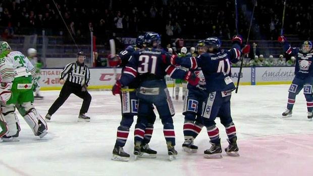 Highlights: Andra raka vinsten för Linköping