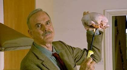 John Cleeses Elgigantenreklam.